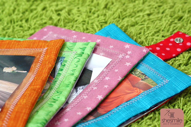 Makerist - Fotobuch aus Stoff - Nähprojekte - 3