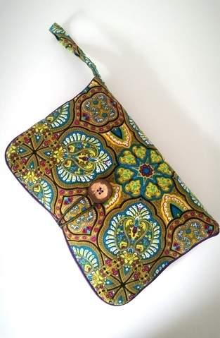 Makerist - Wickelhandtasche ;-) Super zum Verschenken für werdende Mamas. - 1
