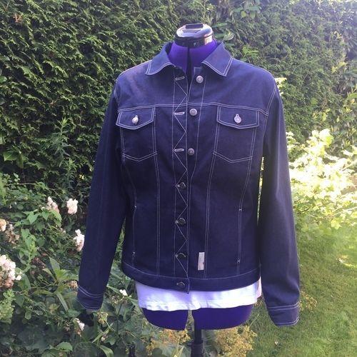 Makerist - Lässige Jeansjacke aus dem Kurs von Mia Führer - Nähprojekte - 1