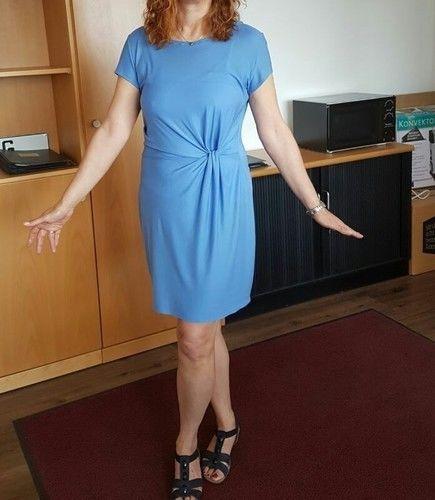 Makerist - Jersey Kleid - Nähprojekte - 1