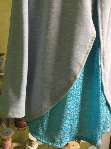 Makerist - Eine Yara fürs Teenie Töchterlein  - Nähprojekte - 3