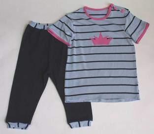 Makerist - Babyoutfit aus T-Shirts - 1