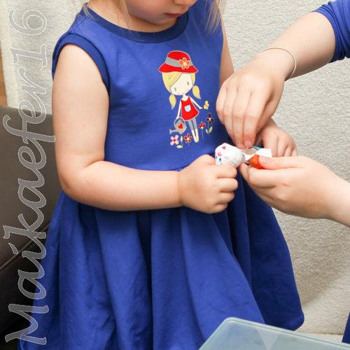 Makerist - kleine Ballerina für eine süße kleine Maus - Nähprojekte - 1