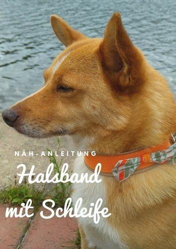 Makerist - Hunde-Halsband mit Schleife - Nähprojekte - 1