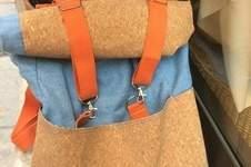 Makerist - patron sac à dos toucan bi-matière liège et jean! - 1