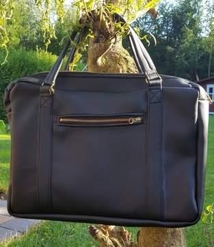 Makerist - Notebooktasche als Handtasche genäht  - 1
