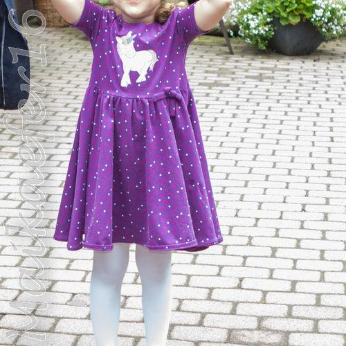 Makerist - noch eine kleine Ballerina - diesmal zur Einschulung  - Nähprojekte - 1