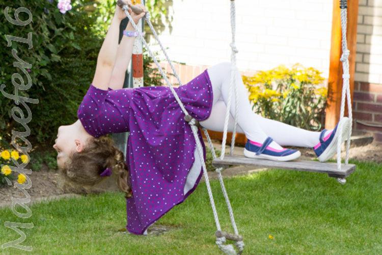 Makerist - noch eine kleine Ballerina - diesmal zur Einschulung  - Nähprojekte - 3