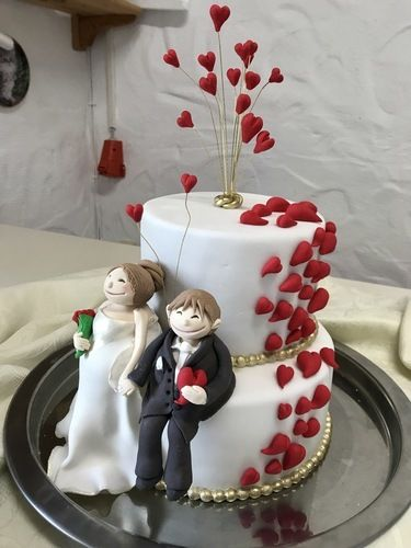 Makerist - Just Married - Torten, Cake Pops und Cupcakes - 2