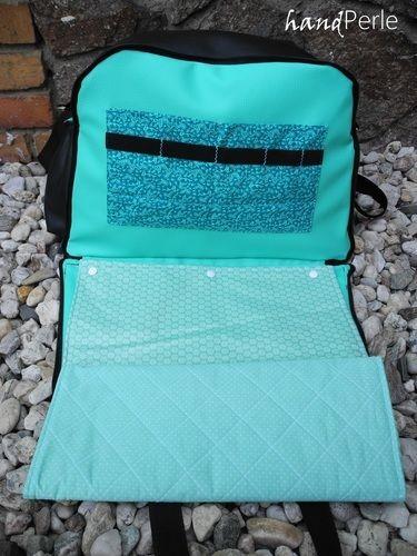 Makerist - Wickeltasche mit allem drum und dran - Nähprojekte - 2