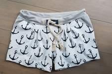 Makerist - Anker-Shorts - 1