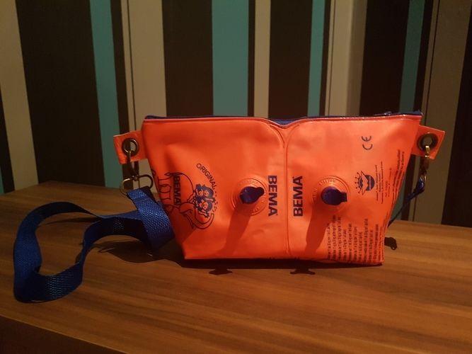 Makerist - Schwimmflügeltasche - Nähprojekte - 1