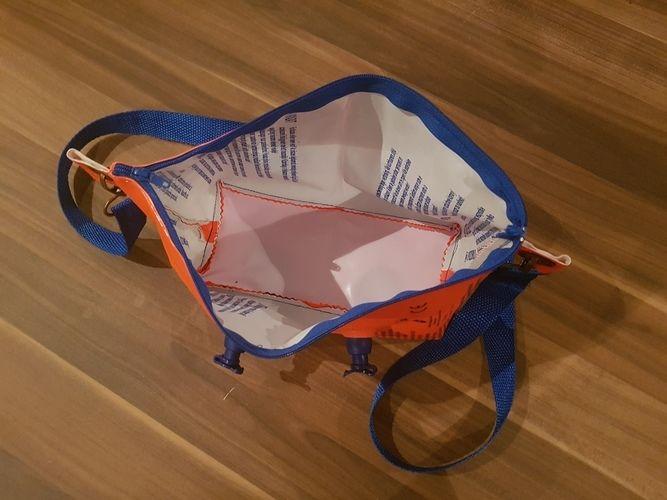 Makerist - Schwimmflügeltasche - Nähprojekte - 2