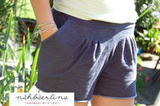 Makerist - julika Shorts genäht von nähbäerlina - 1