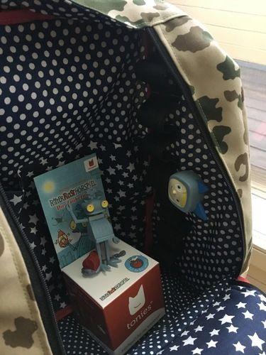 Makerist - KlapPack für die Toniebox - Nähprojekte - 2