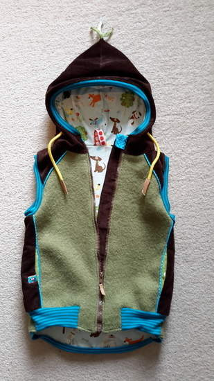 Makerist - Lille Wooldloeper Rabaukowitsch  - 1