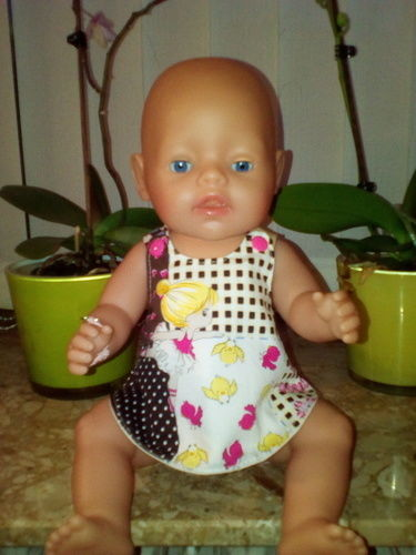Makerist - Puppen Kleidung - Nähprojekte - 1