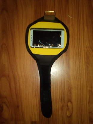 Makerist - Jogging-Handy-Tasche - 1