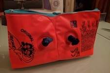 Makerist - Schwimmflügel Tasche als kleine Wickeltasche für unterwegs - 1