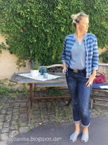 Makerist - Betty - Cardigan von Freuleins - Nähprojekte - 1