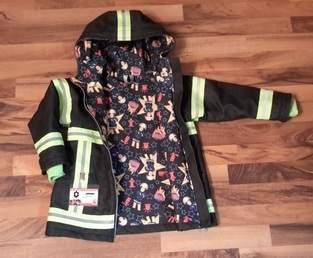 Makerist - Feuerwehr - Jacke für den Übergang Gr. 122 - 1