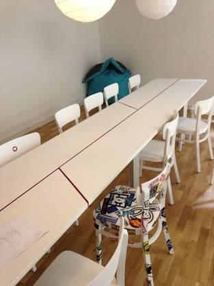 Makerist - Esstisch für 14 Personen - 1