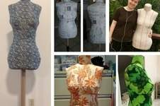 Makerist - DIY Dress Form Finished Gallery - 1