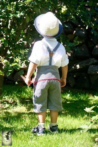 Makerist - Lederhose aus Breitcord - Nähprojekte - 3