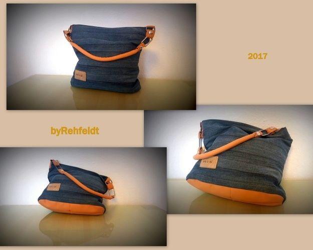 Makerist - Jeanstasche - Nähprojekte - 1
