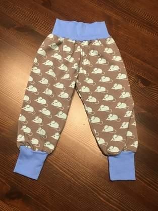 Makerist - Kinderpumphose aus Jersey - 1
