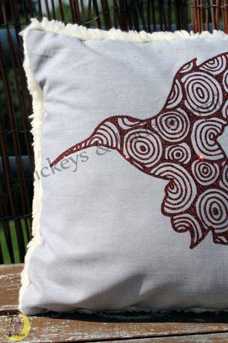 Makerist - Glitzer-Kolibri - Textilgestaltung - 2