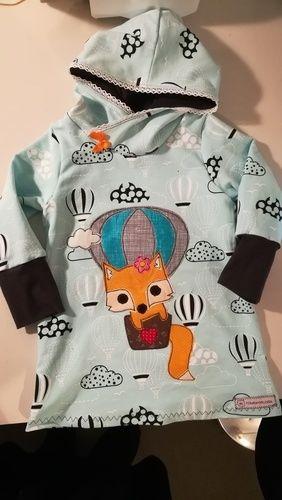 Makerist - Shirt für die Nichte - Nähprojekte - 1