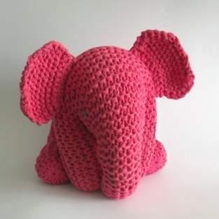 Makerist - Pink Elephant - 1