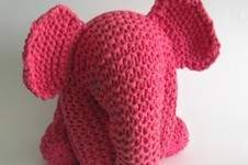 Makerist - Pink Elephant - 1