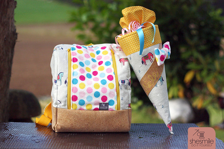 Makerist - Rucksack KlapPack für den 1. Kita-Tag - Nähprojekte - 3