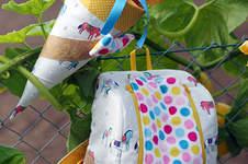 Makerist - Schultüte und KlapPack zum ersten KiTa-Tag :) - 1