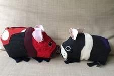 Makerist - Schmitt und Schmittchen, die Meerschweine - 1