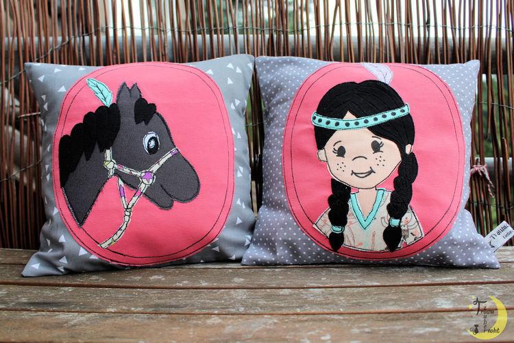 Makerist - Elu & Kleiner Bonito - Textilgestaltung - 1