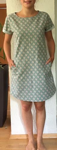 Makerist - meine HELVI Kleid - Nähprojekte - 1