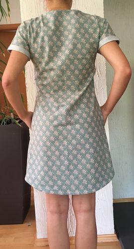 Makerist - meine HELVI Kleid - Nähprojekte - 3
