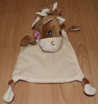 Makerist - Schnuffeltuch Pferd Lady Lu von Kullaloo - 1