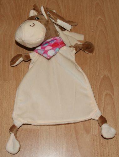 Makerist - Schnuffeltuch Pferd Lady Lu von Kullaloo - Nähprojekte - 2