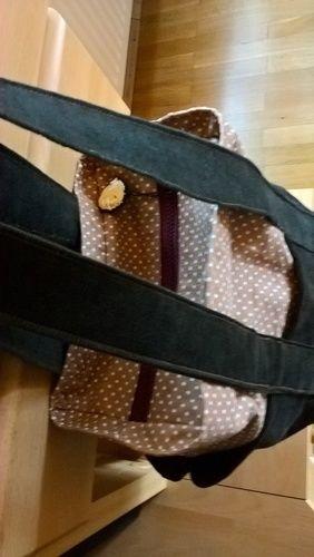 Makerist - Tasche aus Feincord gefüttert gewünscht von Verwandtschaft - Nähprojekte - 2