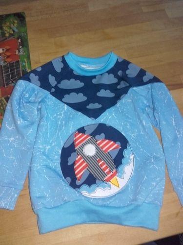Makerist - Pullover für den kleinen Mann  - Nähprojekte - 2