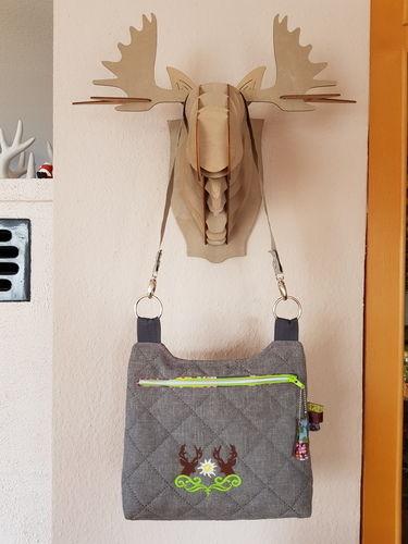 Makerist - Tasche Barbarella - Nähprojekte - 1