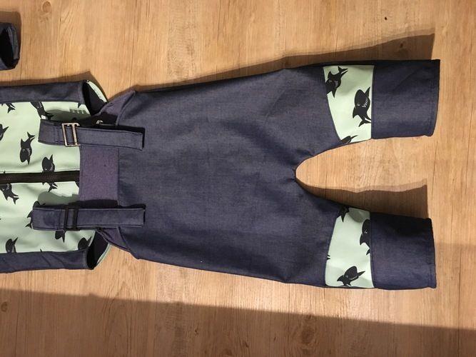 Makerist - Matschanzug für die Kita  - Nähprojekte - 3