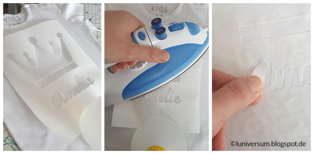 Makerist - Stoff bedrucken mit Freezer Paper als Schablone - Textilgestaltung - 2