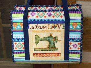 Makerist - Ultimate carry all bag for sewing and crafts - 1