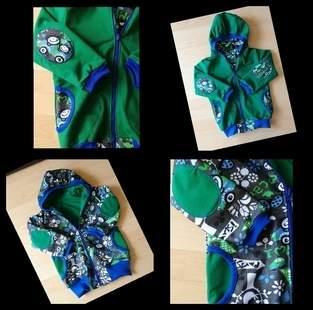 Makerist - Wende Jacke von Textilsucht - 1