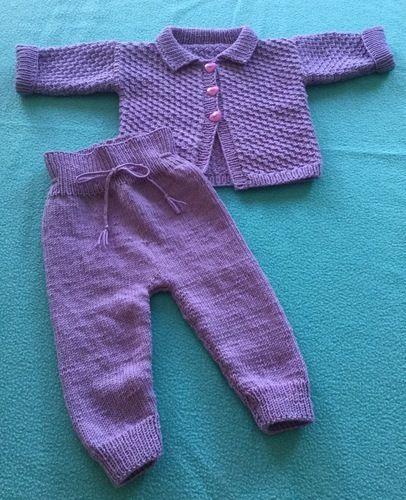 Makerist - Babygarnitur - Nähprojekte - 1